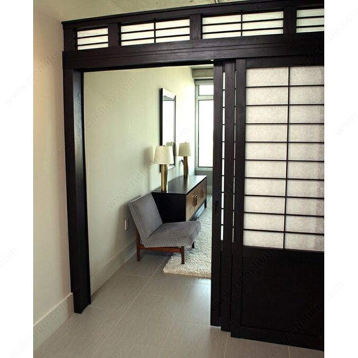 C 107 4 c104 richelieu hardware for Commercial interior sliding doors