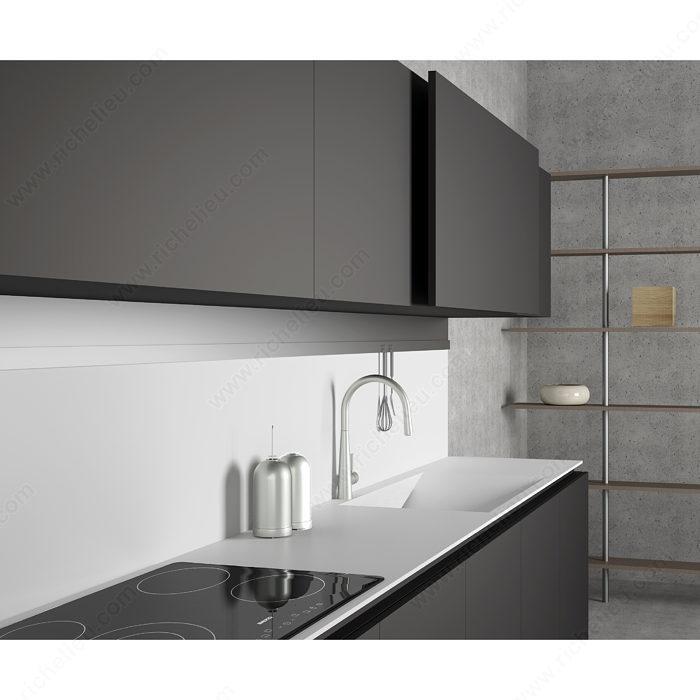 Coplanar System For 3 Door Cabinet Doors   Richelieu Hardware