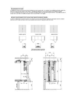 syst me pour portes pliantes escamotage lat ral hawa folding concepta 25 haut quincaillerie. Black Bedroom Furniture Sets. Home Design Ideas