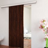 Contemporary Style Set for Suspended Wooden Door