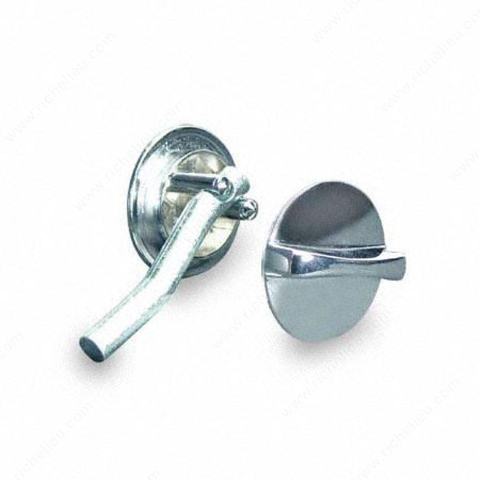 Concealed latch for steel door richelieu hardware - Commercial bathroom stall door latches ...