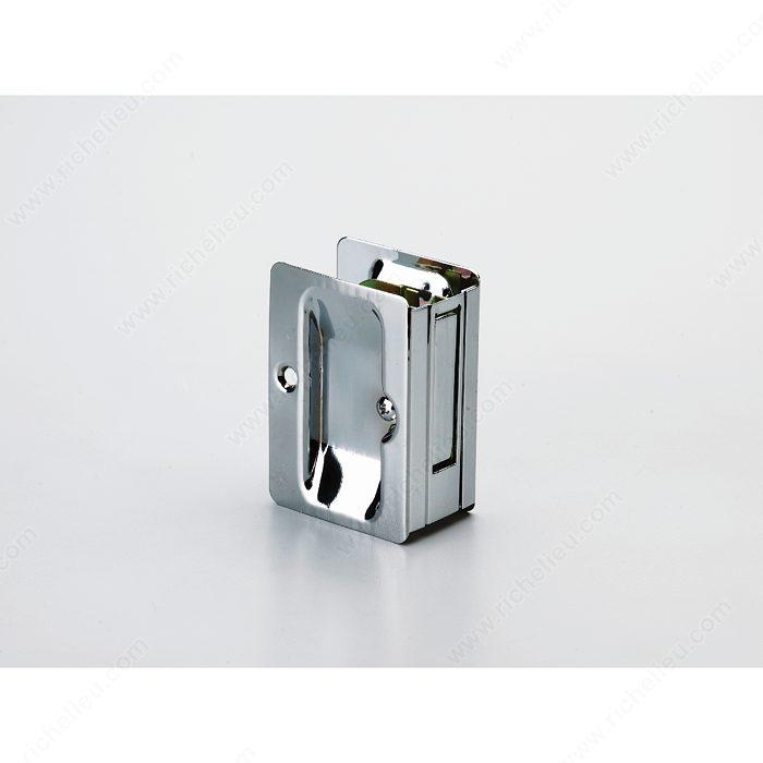 Manija para puerta corrediza empotrada   rectangular pequeña ...