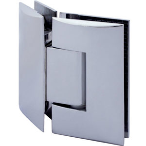 135° Glass-to-Glass Hinge - Optimum Series