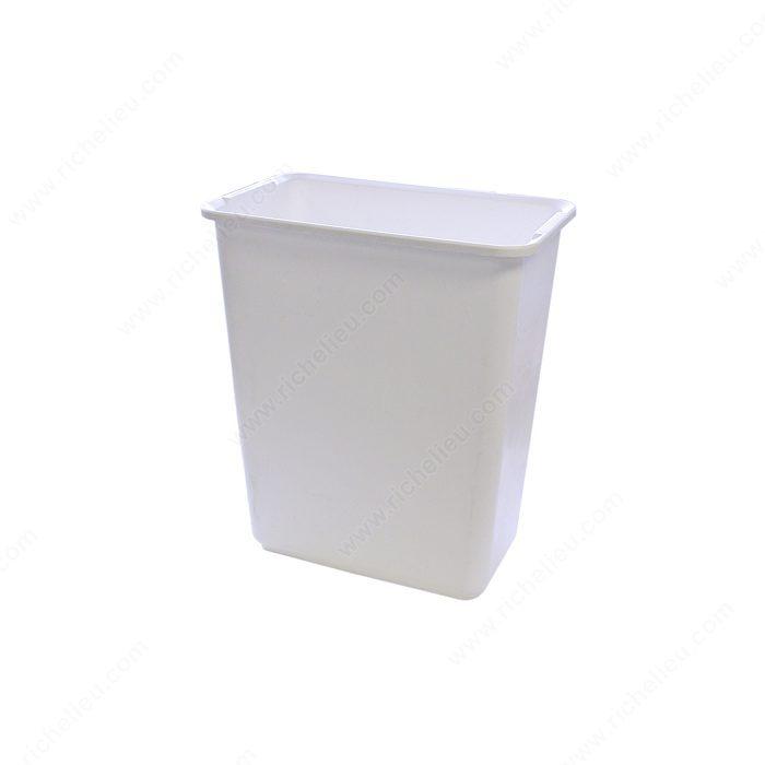 bacs pour poubelles ras rv358 quincaillerie richelieu. Black Bedroom Furniture Sets. Home Design Ideas
