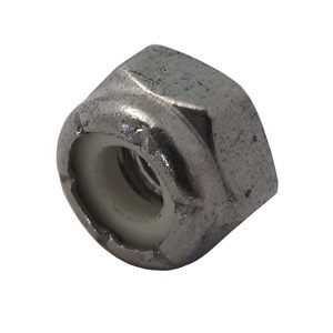 Nylon Lock Nut 10-32 for Movable Transom Clamp