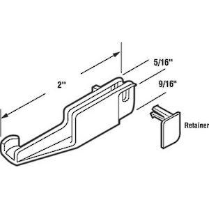 Sliding Shower Door Bottom Guide Richelieu Hardware