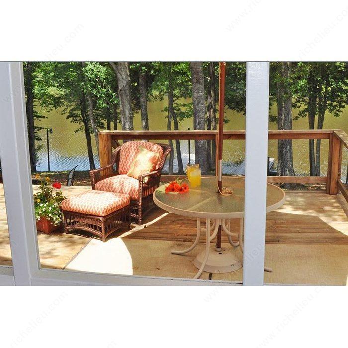 rouleau de toile moustiquaire en fibre de verre bettervue quincaillerie richelieu. Black Bedroom Furniture Sets. Home Design Ideas