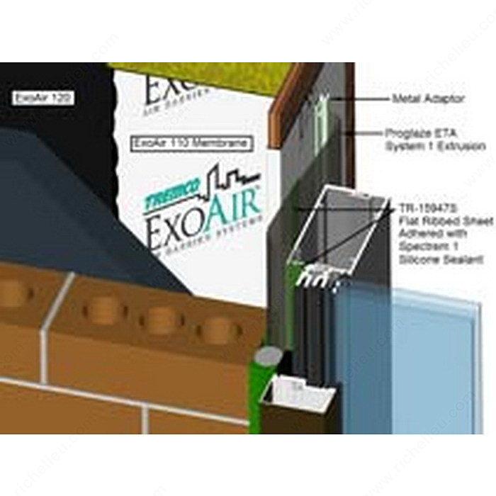 membranes pare vent et pare vapeur exoair quincaillerie. Black Bedroom Furniture Sets. Home Design Ideas