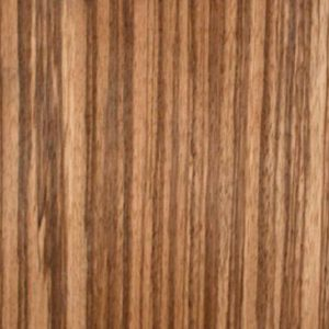 Zebrawood - Engineered Wood Panel