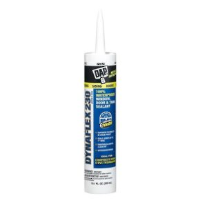 DAP® DYNAFLEX 230® Premium Indoor/Outdoor Sealant