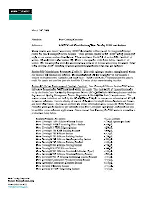 Dow Corning® 786 Silicone Sealant - Richelieu Hardware