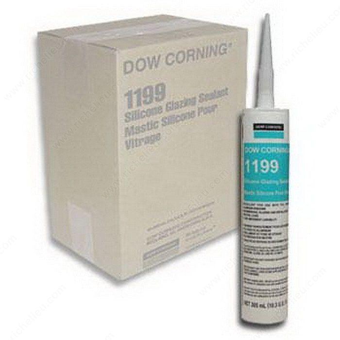 dow corning u00ae 1199 silicone glazing sealant