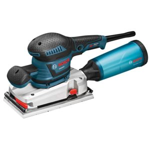 1/2-Sheet Orbital Finishing Sander - 3.4 Amp