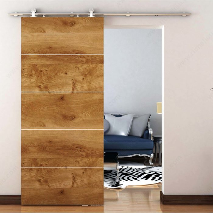 The Studio Barn Door Style Kit With Integrated Soft Close And 20 M