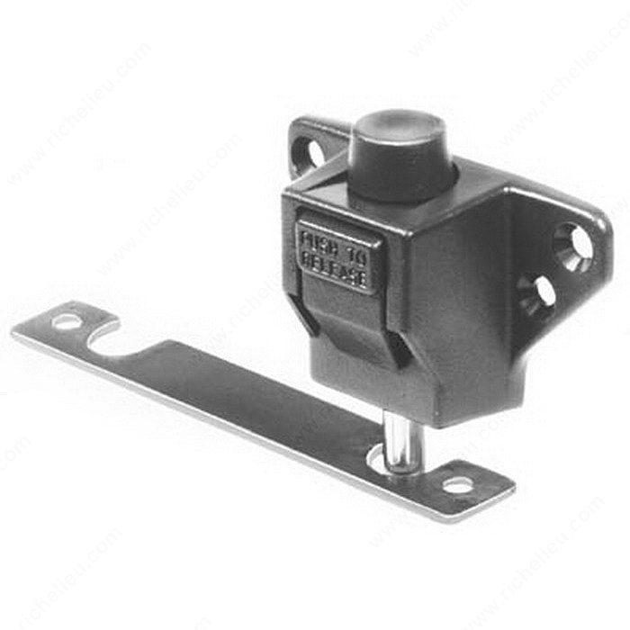 Winged Patio Door Secondary Lock Amp Keeper Richelieu Hardware