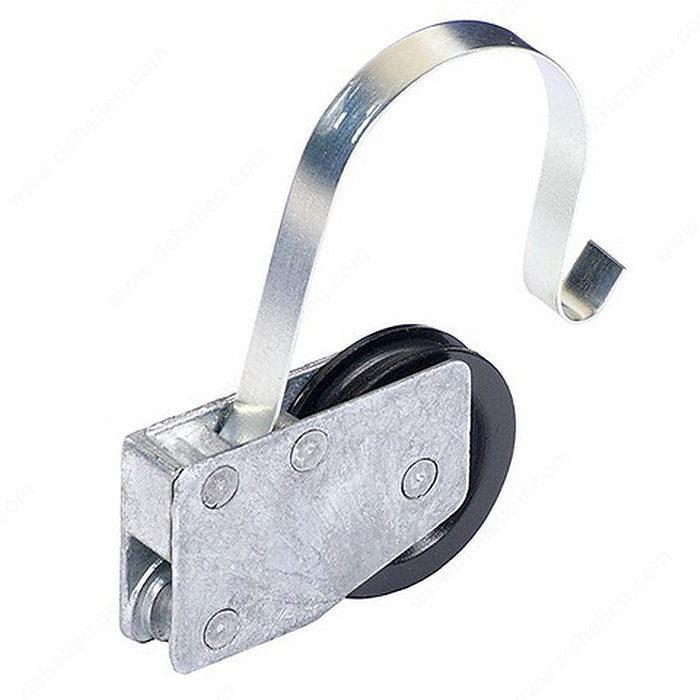 Roulette en nylon de tension pour porte moustiquaire quincaillerie richelieu - Porte document a roulette ...