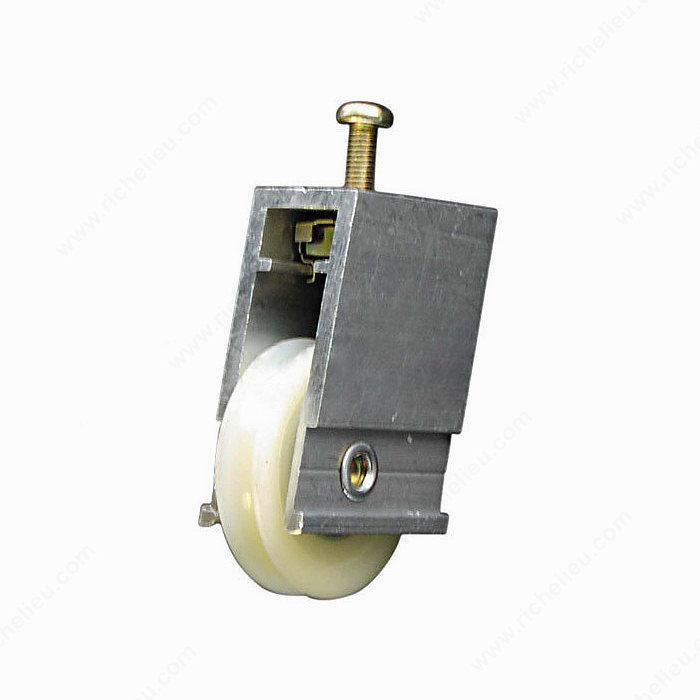 Roulette pour porte fen tre coulissante 38 mm 1 1 2 po quincaillerie richelieu - Porte document a roulette ...