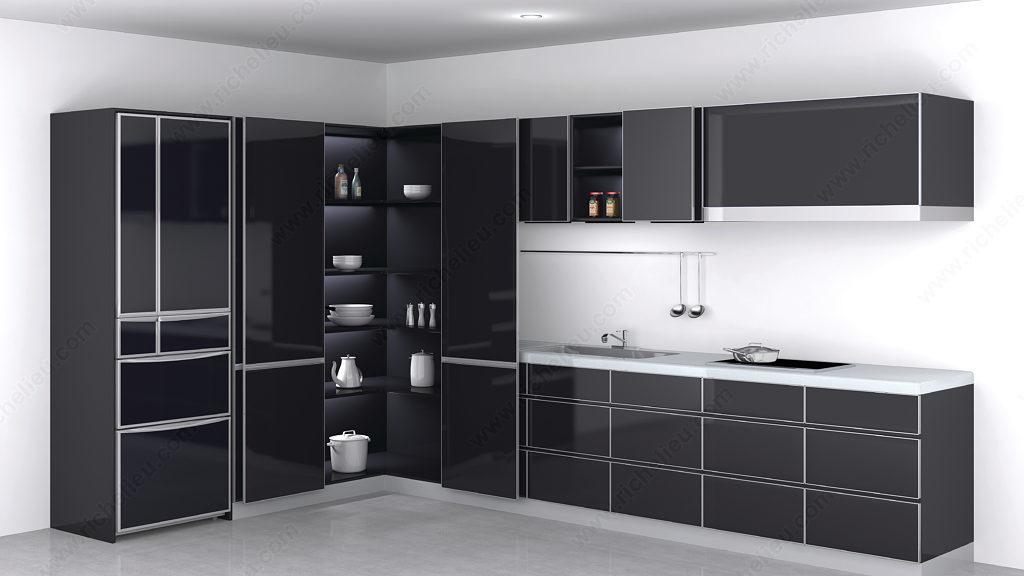 R-Store: sistema para puertas corredizas de gabinetes y muebles ...