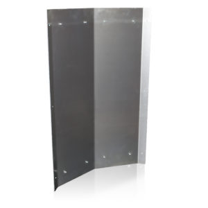 45° Aluminum Corner for Wall Mounted Wine Rack