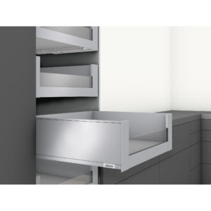 C Height Inner drawer with 1/2 Height Insert - BLUMOTION