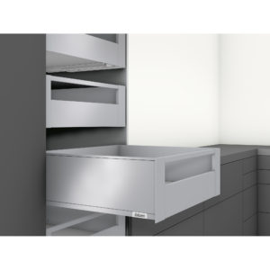 C Height Inner Drawer with Front Band and Tube - BLUMOTION