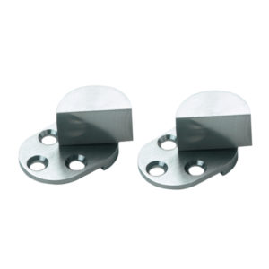 Flush Mount Glass Swing Hinge