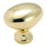 Die Cast Oval Knob - 4272