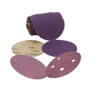 3M Stick-On Sanding Disc 735U