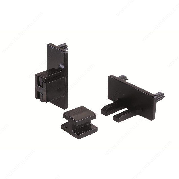 Clip de ensamble para perfiles de aluminio (2 piezas) - 1010 ...