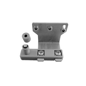 Wall bracket telescopic lower guide