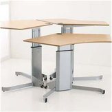 Arise Series Electric Adjustable Base - Silver