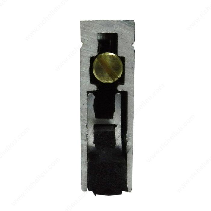 Automatic door bottom with neoprene seal richelieu hardware