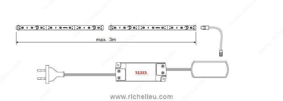 Led Flexyled Tape Light Richelieu Hardware