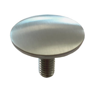 "1-1/4"" Diameter Low Profile Standoff Cap"