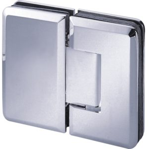 180° Glass-to-Glass Hinge - Beveled Series