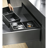 Modular Ambia-Line Kits - Height C with Frame - Inner Drawer with front tube