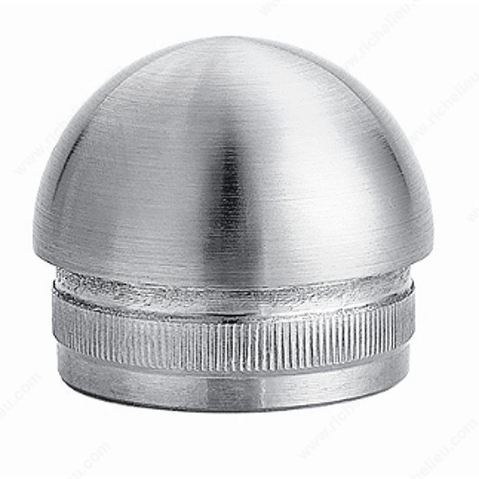 Easy hit domed end cap richelieu hardware