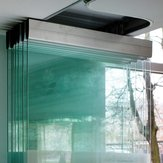 Glass Suspension and Retainer Profiles