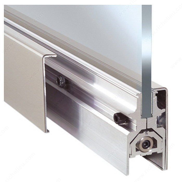 Dorma Drs Door Rail Richelieu Hardware