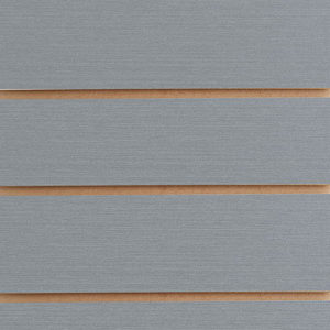 Slatwall Panel - Stainless