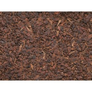 Rindä Sheet - Grinded Bark Pieces 0142