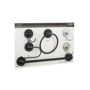 Bathroom Accessories Display bathroom accessories - display boards - richelieu hardware