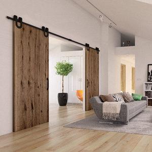 The Cavalier Barn Door Set