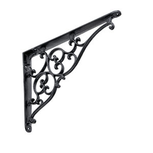 Rustic Decorative Shelf Support - 9444