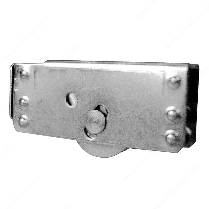 Roulette pour porte fen tre coulissante 32 mm 1 1 4 po quincaillerie richelieu - Porte document a roulette ...
