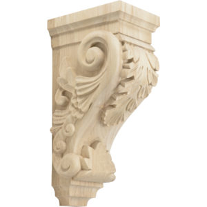 Acanthus Corbel - A13