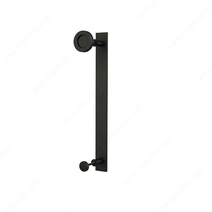 Barn Door Handle With Knob Richelieu Hardware