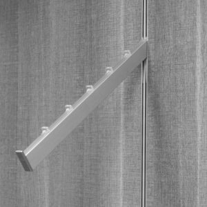 Vertical Double-Insert Support with Pins