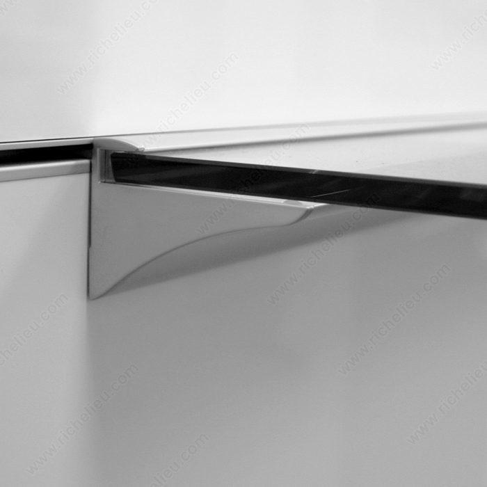 End Cap For Glass Shelf Support Richelieu Hardware
