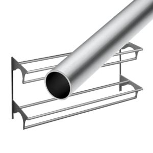 Tube for Shoe Rack Support